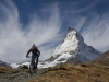 Mountain biking Matterhorn